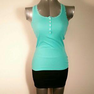 Victoria's Secret Tank Top & High Waisted Skirt